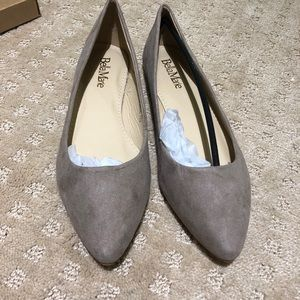 Shoes - Taupe color flats